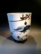 Artist: Yi Ran - Yaobin Zhao Jaar  : 2013 Afm. : 39 cm hoog - diameter 35 cm